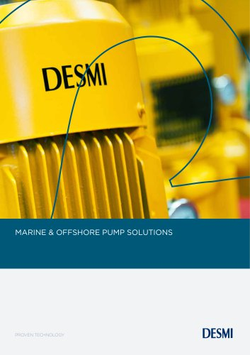 Marine Offshore Pump Solutions