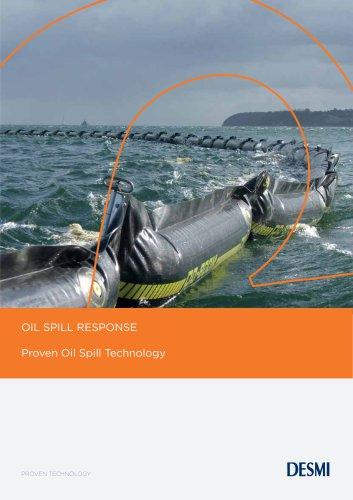 Oil Spill Response segment brochure