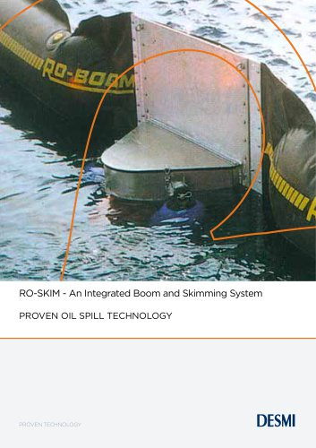 RO-SKIM - An Integrated Boom and Skimming System
