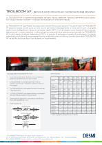 TROILBOOM AF - Barriera di pronto intervento per il contenimento degli idrocarburi - 2