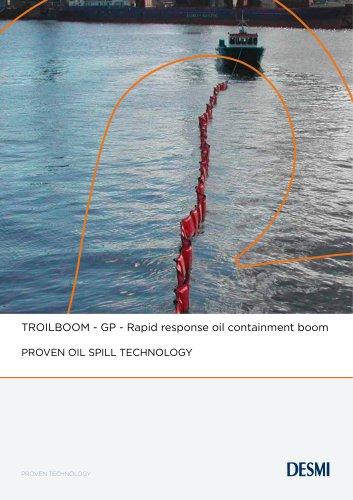 TROILBOOM - GP - Rapid response oil containment boom
