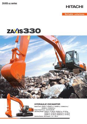 Demolition 35 tonnes