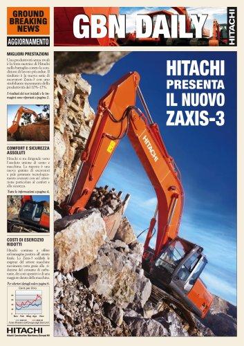 Ground Breaking News # 1 - Italiano