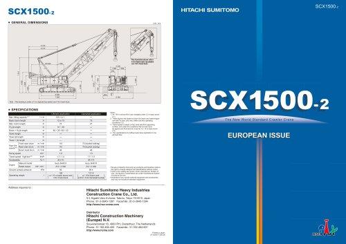 SCX1500-2