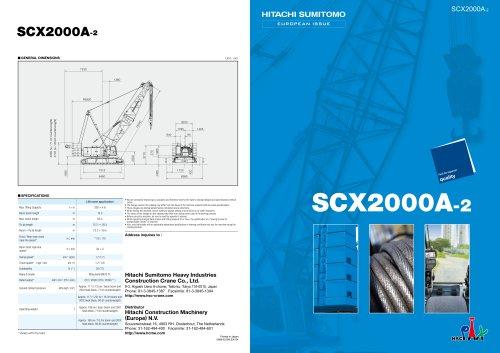 SCX2000A-2