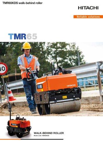 TMR65KDS walk-behind roller