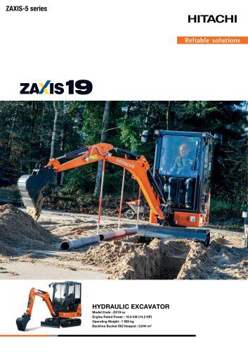 ZAXIS19