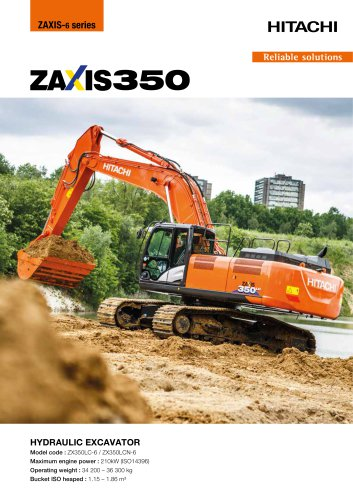 ZAXIS350