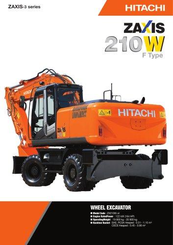 ZX210W-3F