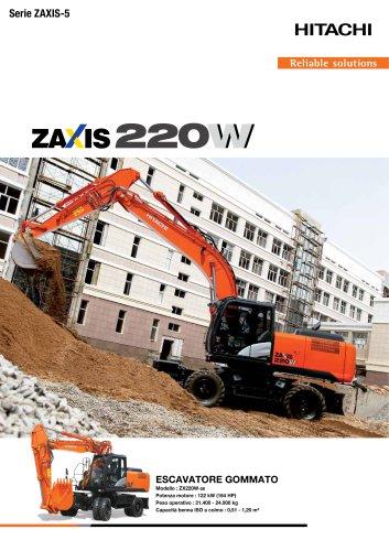 ZX220W-5
