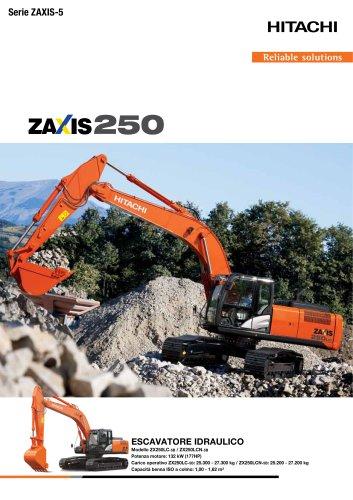 ZX250LC-5 / ZX250LCN-5