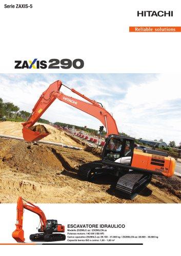 ZX290LC-5 / ZX290LCN-5