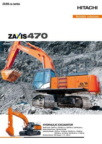 ZX470LCH-5G