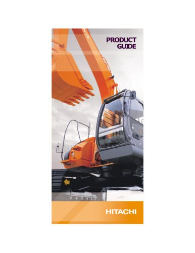 Hitachi Product Guide