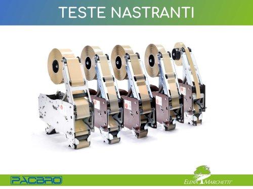 TESTE NASTRANTI