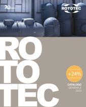 CATALOGO GENERALE ROTOTEC 2020 +17%