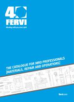 THE CATALOGUE FOR MRO PROFESSIONALS [MATERIALS, REPAIR AND OPERATIONS]
