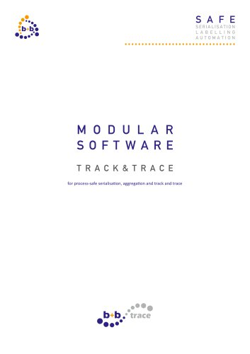 Modular Software Serialisation