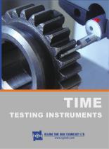 Portable Hardness Tester Catalog