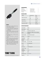 TIME5106 Portable Hardness Tester with Impact Device G