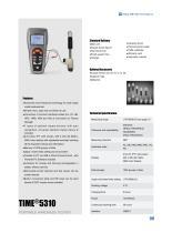 TIME5310 Digital Leeb Hardness Tester