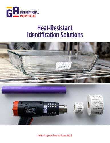 Heat-Resistant Identification Solutions
