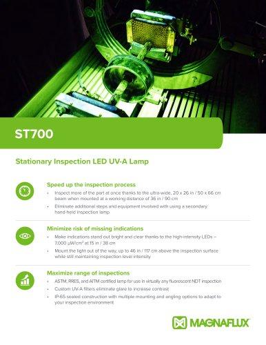 ST700 Stationary Inspection LED UV-A Lamp