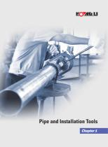 Pipe and Installation Tools