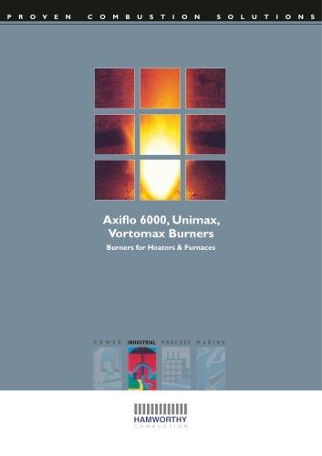 Axiflo 6000 Burner