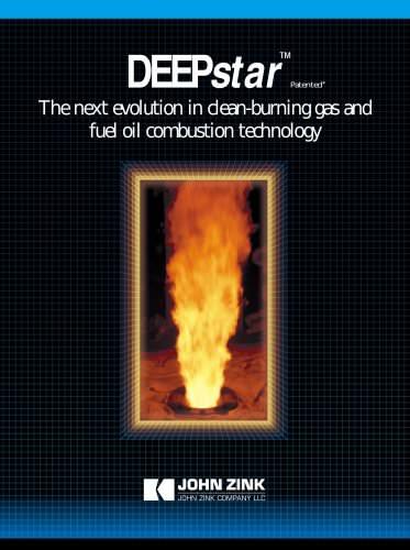 DEEPstar? Burner (heavy & light oil)