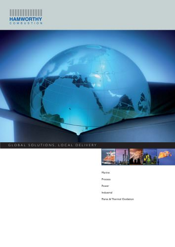 New corporate brochure