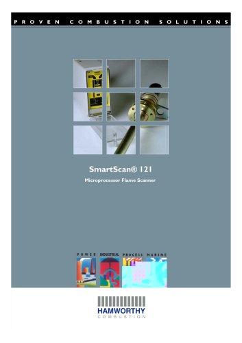 SmartScan 121 Flame Scanner