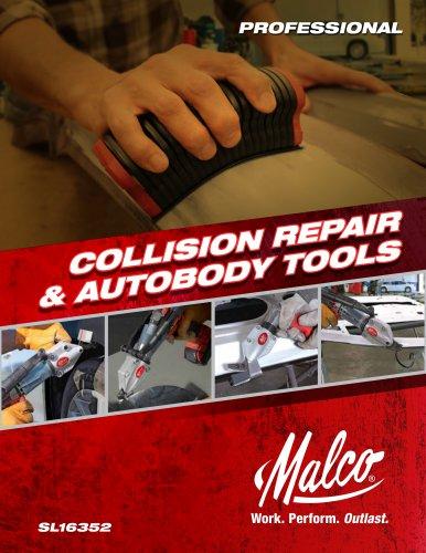 COLLISION REPAIR & AUTOBODY TOOLS