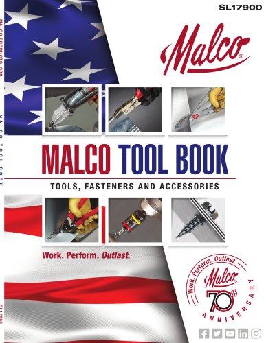 MALCO TOOL BOOK