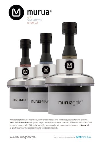 MURUA Technical Datasheet