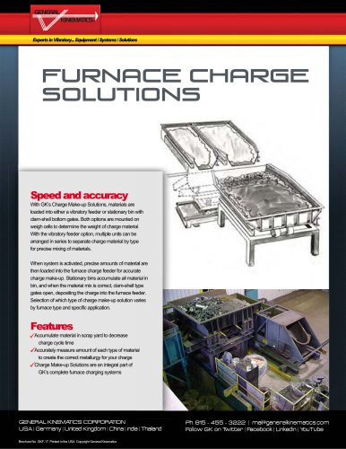 FURNACE CHARGE SOLUTIONS