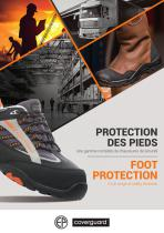 FOOT PROTECTION A full range of safety footwear