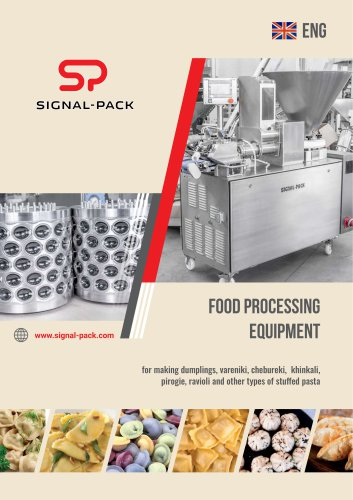 SIGNAL-PACK (Dumpling machines)