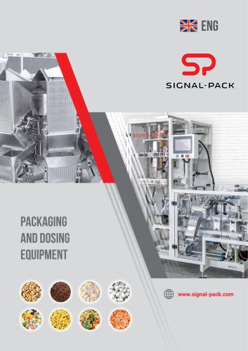 SIGNAL-PACK (Main catalog)
