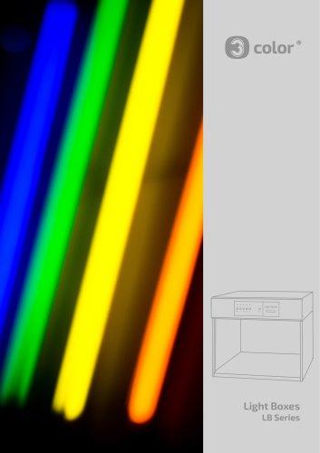 Light Boxes LB Series