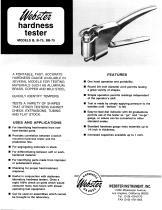 WEBSTER® Instrument Brochure