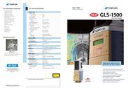 3D Laser Scanner GLS-1500