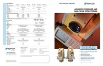 Advanced Standard and Non-Prism Total Station GPT-7500/GTS-750