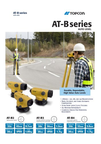 AT-B Series Catalogue