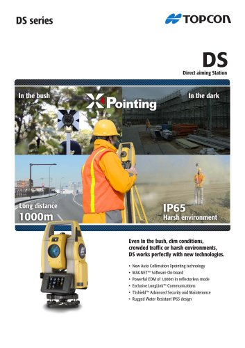 DS Direct aiming Station