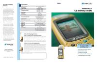 GMS-2  HAND-HELD GIS MAPPING SYSTEM