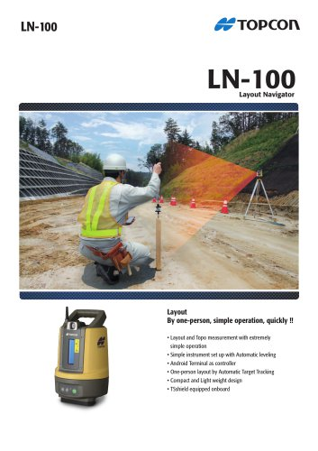 LN-100 Catalogue