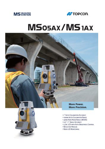 MS Series Catalogue