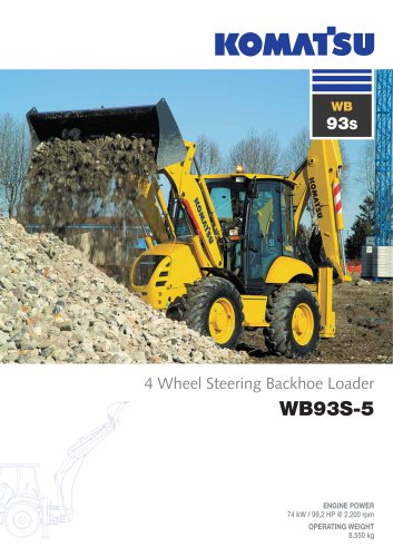 WB93S-5
