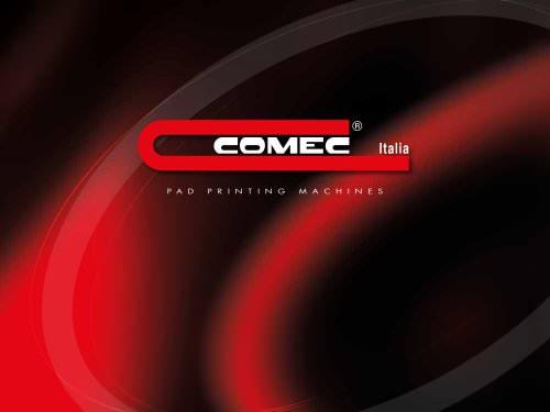 Comec Italia Company Profile